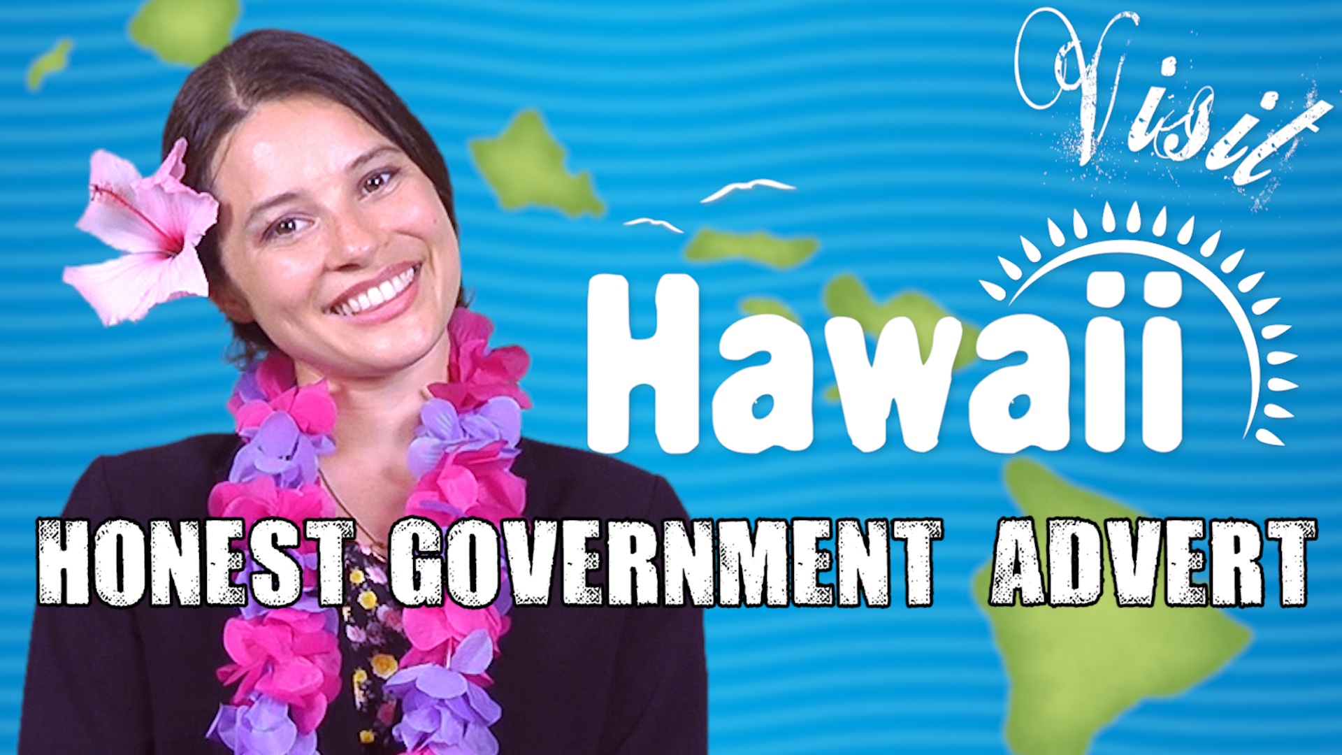 Visit Hawai'i – Honest Government Ad