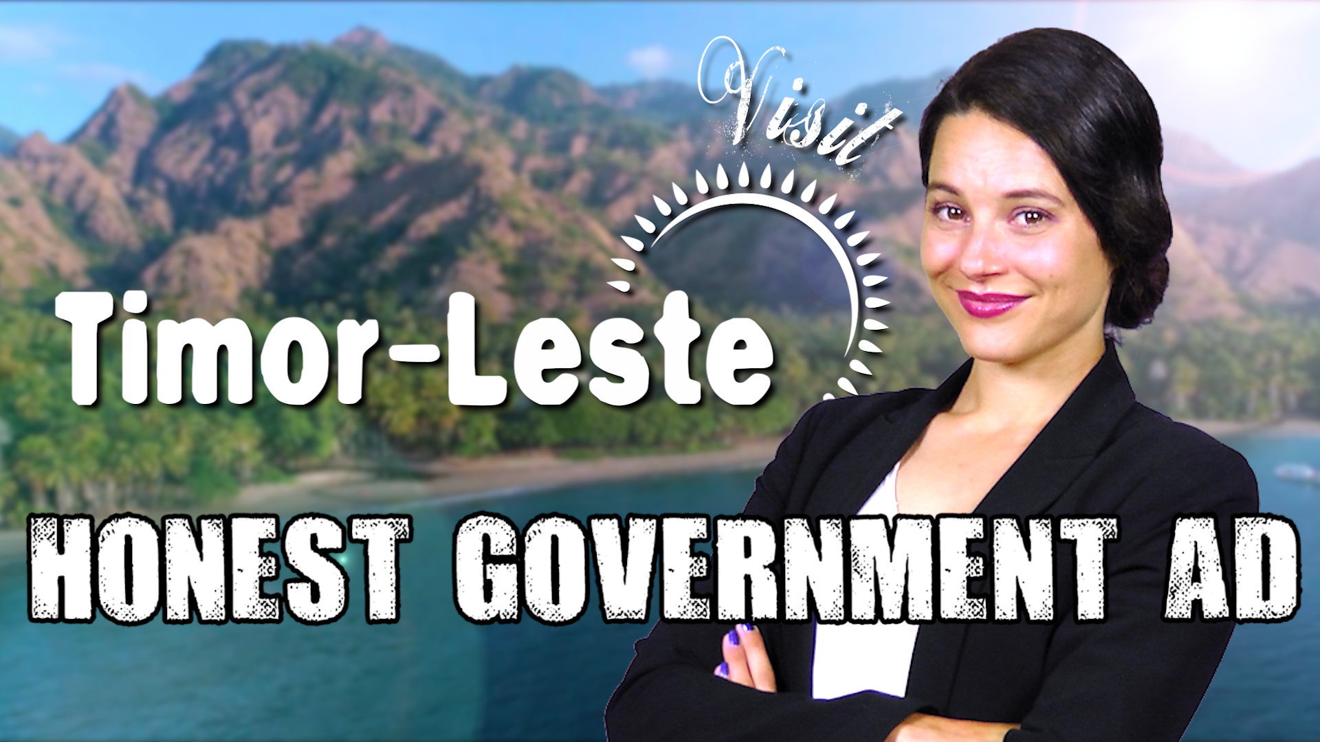 Honest Government Ad | Visit Timor-Leste